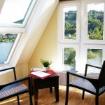 Dachgalerie Inselblick mit Leseecke