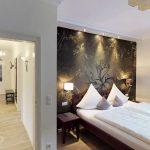 Ferienwohnung mit grossen Betten