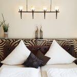 Betten in Überlänge ohne Fußteil