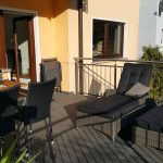 Fewo Mosel mit Balkon mit Sonnenliegen