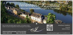 Ferienhaus Inselblick online buchen